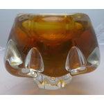 Image of Mid-Century Seguso Murano Glass Dish