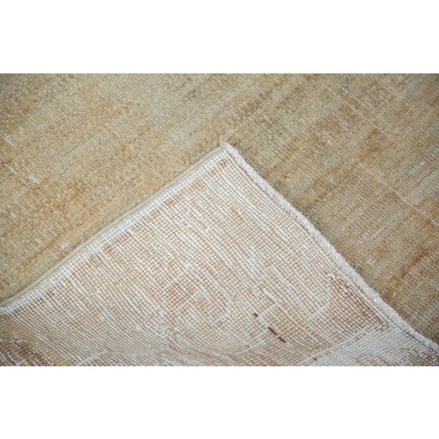 "Distressed Oushak Carpet - 5'10"" X 9'1"" - Image 6 of 10"