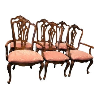 Century Furniture French Country Dining Chairs - Set of 6