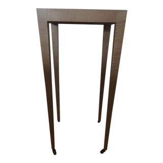 Donghia Tall Madrid Accent Table