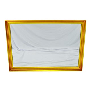 Vintage Bassett Furniture Gilt Framed Wall Mirror