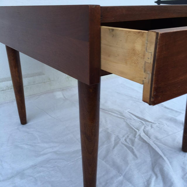 American of Martinsville Mid-Century Side Table - Image 11 of 11