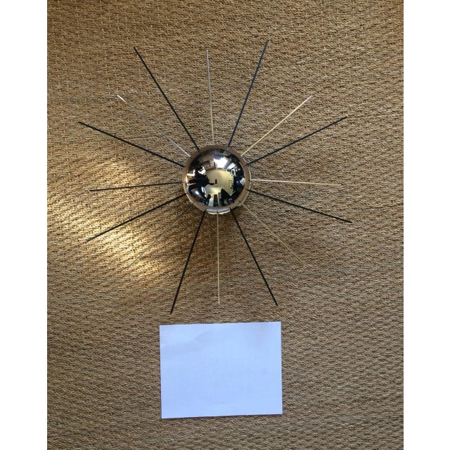 Image of Troy Atomic Brass & Aluminum Pendant Light
