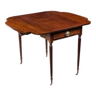 Sheraton Mahogany Pembroke Table