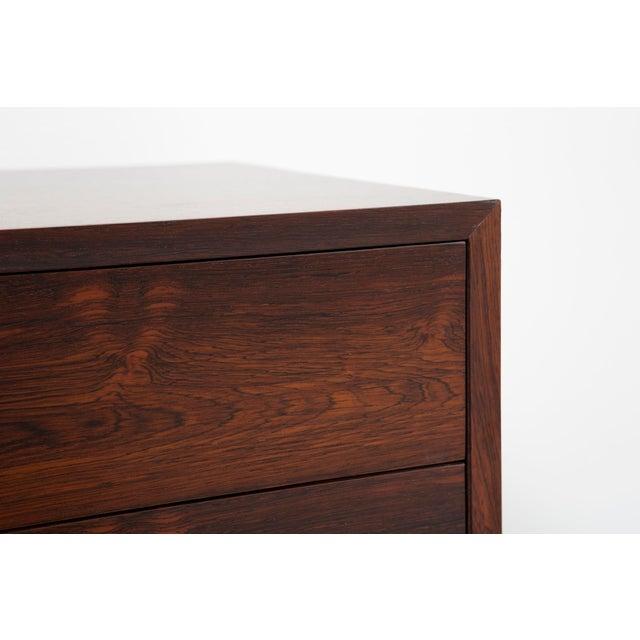 Image of Harvey Probber Rosewood Dresser