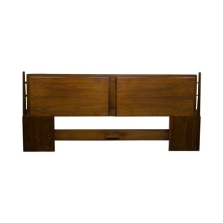 Quality Mid Century Modern King Size Headboard