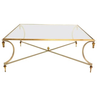 Coffee Table in the Style of Maison Jensen