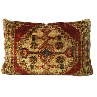 Vintage Moroccan Accent Pillow