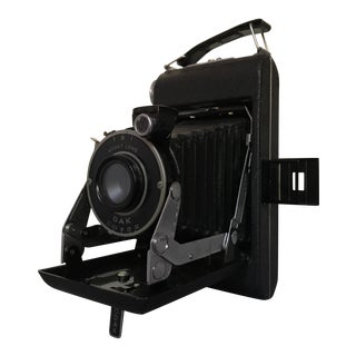 Vintage Kodak Vigilant Junior Six-20 Bellows Camera