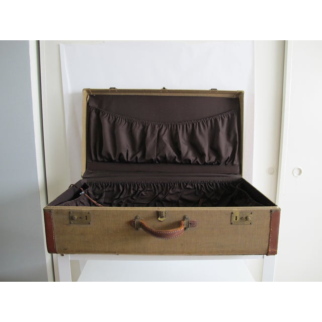 Image of 1920s Hartmann Suitcase