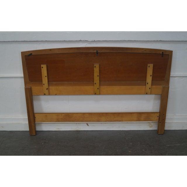 Mid Century Cane Back Full Size Headboard Chairish