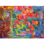 """Image of 36""""x48""""Abstract Original Oil Painting Trixie Pitts"""