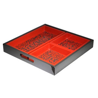 Lacquered Nesting Trays
