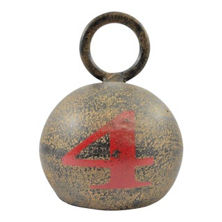 Downrigger Fishing Weight Paper Weight
