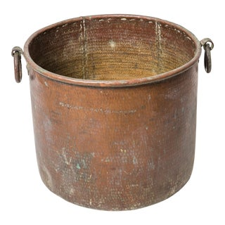 Indian Vintage Copper Pot