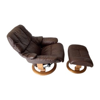 Vintage Ekornes Stressless Lounge Chair
