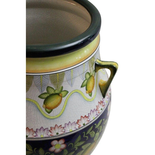 Italian Floor Vase - Image 3 of 3