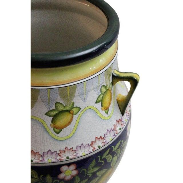 Image of Italian Floor Vase