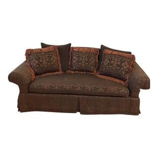 Damask Italian-Made Sofa