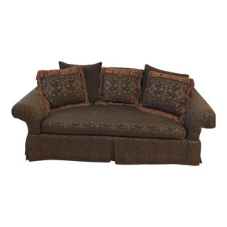 Damask Italian-Made Sofa
