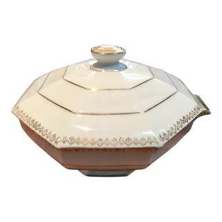 Art Deco Limoges Soup Tureen