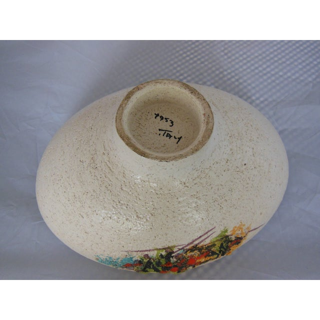 Vintage Italian Ceramic Bowl - Image 8 of 8