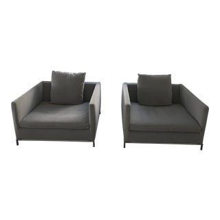 B&B Italia George Chairs - A Pair
