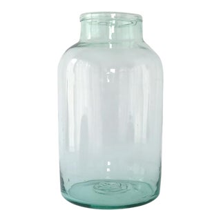 Vintage Glass Jar