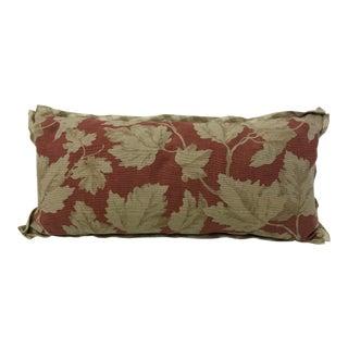 Vintage Ralph Lauren Fabric, Custom Lumbar Pillow