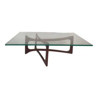 Vintage Modern Coffee Table by Adrian Pearsall Model 2450-tk