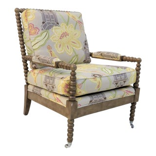 Jenny Lind Style Arm Chair