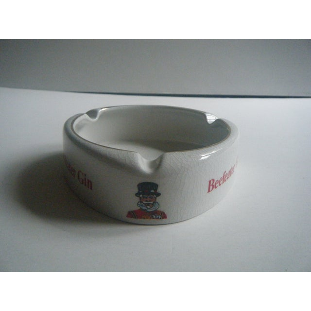 Vintage Beefeater Gin English Ashtray - Image 2 of 6