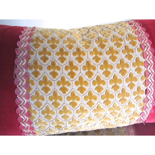 JoAnna Poitier Refurbished Vintage Pillow - Image 2 of 7