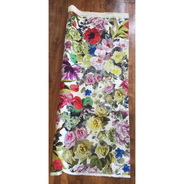 """Floral Designer's Guild Fabric """"Orangerie"""" - Image 2 of 3"""