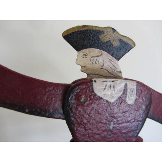 "Image of ""The Duel"" Balancing Folk Art"