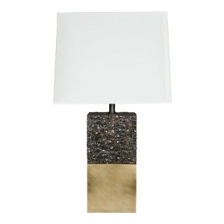 Double C Lamp - Smoke Crystal