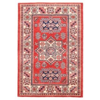 """Pasargad Kazak Wool Rug - 3'11"""" X 5'9"""""""