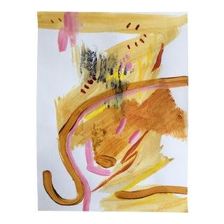 """No. 7"" Original Painting by Jessalin Beutler"