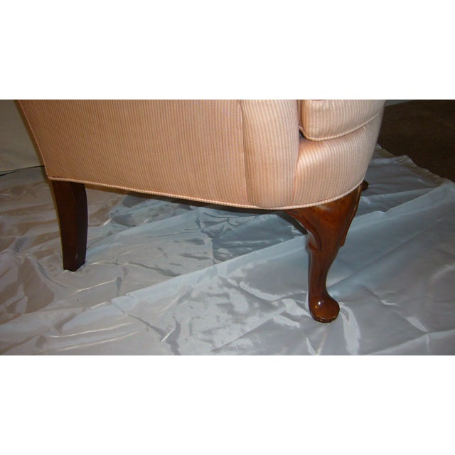 Bernhardt Wingback Chair - Image 5 of 8