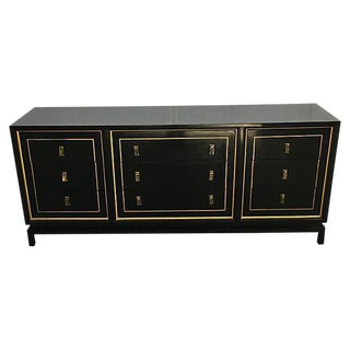 American Martinsville Hollywood Regency Asian Style Dresser