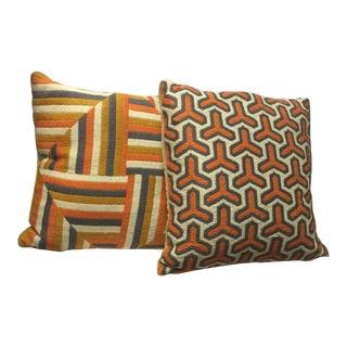 Jonathan Adler Pillows - A Pair