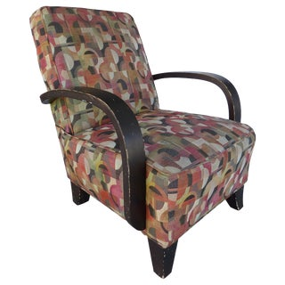 Mid-century Modern Donghia Style Lounge Chair