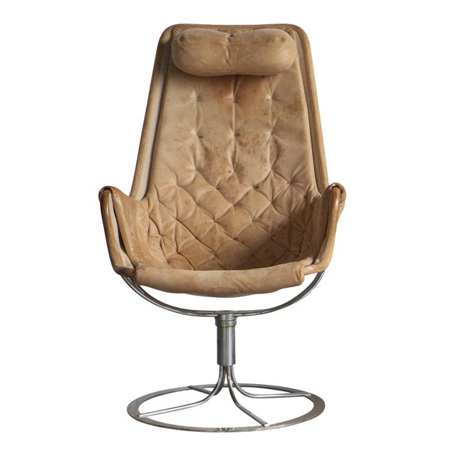 """Bruno Mathsson """"Jetson"""" Lounge Chair - Image 1 of 7"""