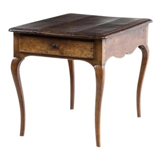 Charming 18th Century Provincial Side Table