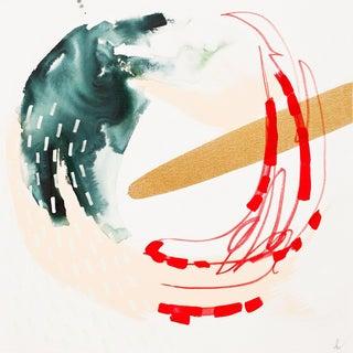 "Beth Winterburn Original Abstract - ""Orbital"""