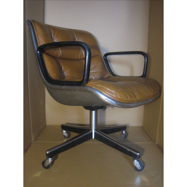 Image of Original Knoll Executive Chair by Charles Pollock