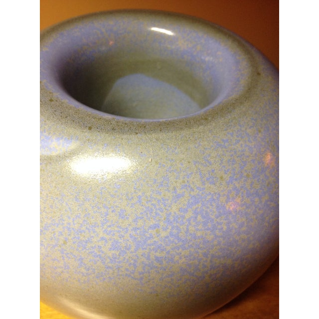 1980s Franco Bucci Designer Ceramic Vase - Image 6 of 9
