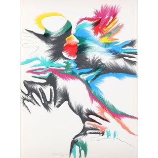 'Blackbird Love' Lithograph