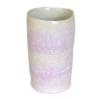 Scandinavian Handmade Stoneware Vase