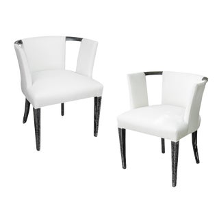 James Mont Side Chairs